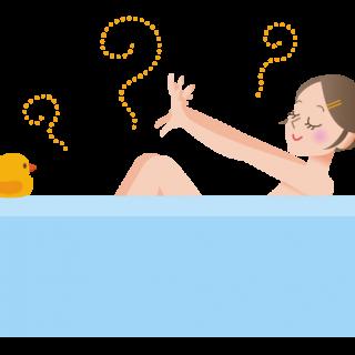 入浴イラスト